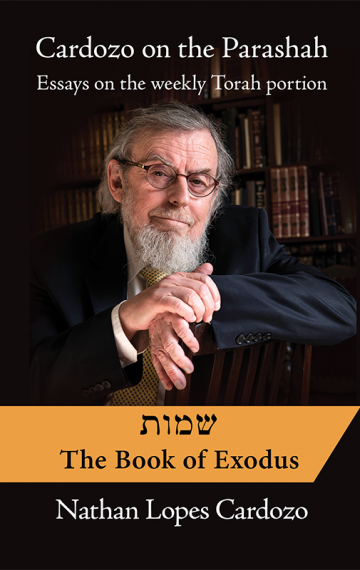 Cardozo on the Parashah: Volume 2 | Sefer Shemot | Exodus